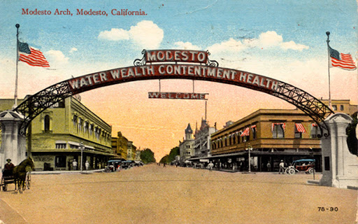 The good and the bad in a place like Modesto