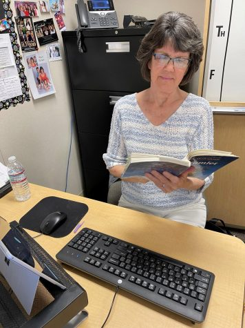 Barbara Moreci - who has been a staple of the Enochs High School English department since the school opened - is retiring at the end of this school year.