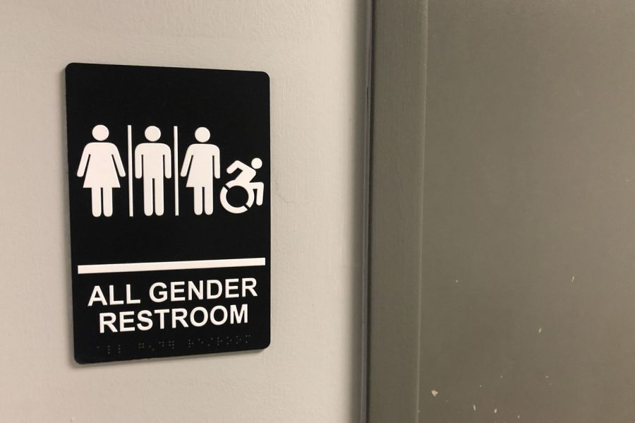Gender-neutral restrooms would be more inclusive - benefitting all students on campus.