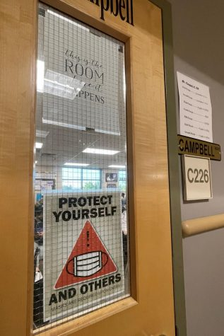 Are COVID-19 Safety Procedures on Campus Working?