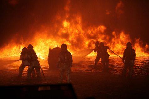 California burning